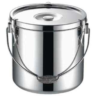 【まとめ買い10個セット品】KO19-0電磁調理器対応給食缶 24cm【 対応 】 【ECJ】