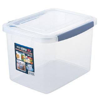 【まとめ買い10個セット品】【 保存容器 】 ラストロ[Lustro ware] ロック式ジャンボケース ワイド B-899 [L]