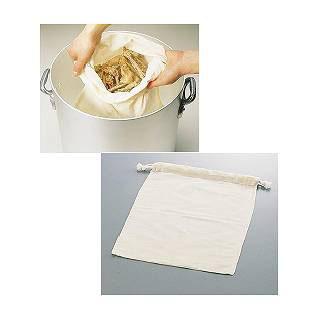 【まとめ買い10個セット品】SAだしこし袋(綿100%) S