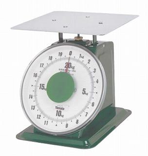 『 業務用秤 アナログ 』ヤマト 上皿自動はかり「大型」 平皿付 SDX-20 20kg