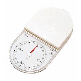 【まとめ買い10個セット品】タニタ クッキングスケール タニペティ No.1445 ホワイト【 キッチンスケール アナログ 】 【ECJ】