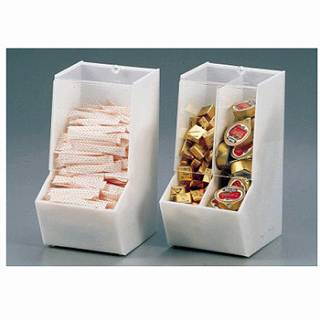 【まとめ買い10個セット品】『 調味料入れ 容器 』アクリル製 コンジメントディスペンサー シングル