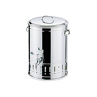 【まとめ買い10個セット品】SA18-8温冷水クーラー 20L 【 業務用 【 ウォータークーラー 】