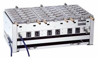 『 鯛焼き器 』鯛焼器 EGT-2 LPガス【 メーカー直送/代金引換決済不可 】