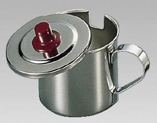 【まとめ買い10個セット品】『 キッチンポット ソースポット 』お好み焼用ソースポットモリブデン鋼 大