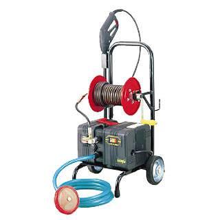 ワップ 高圧洗浄機 厨ピカ君 X-161 50Hz 【 業務用 【 高圧洗浄機 】