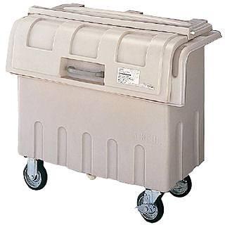 『 ゴミ箱 ゴミステーションボックス 』セキスイ ダストカート #300 EDC3G[300l]【 メーカー直送/代金引換決済不可 】