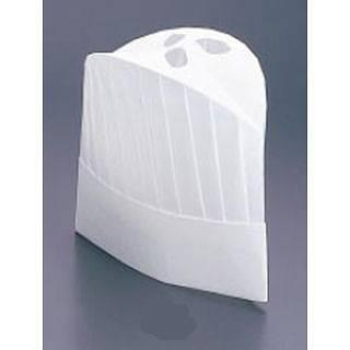 【まとめ買い10個セット品】パリスハット (10枚入) PH-15 ドーム型【 コック帽子 】 【ECJ】