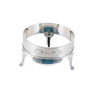 UK18-8ユニット丸湯煎用スタンド シェル20インチ