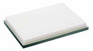 UKプラスチック製カッティングボード[18-8台付] 【 業務用 【 食器 トレイ トレー 盆 カービングボード 】