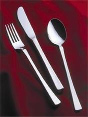 『 デザートスープスプーン 』18-8ステンレス シャイン デザートスープスプーン[カトラリー]
