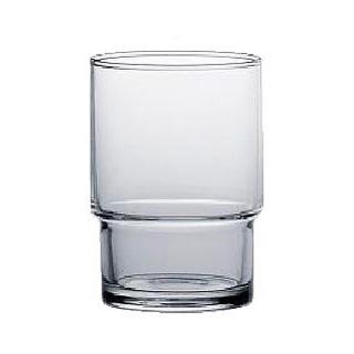 【まとめ買い10個セット品】HSスタックタンブラー [6ヶ入] 00346HS【 食器 グラス ガラス おしゃれ 】