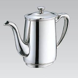 『 コーヒーポット 』UK18-8B渕ロイヤルコーヒーポット ロングスポット 7人用