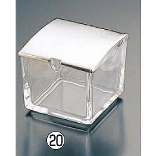 【まとめ買い10個セット品】ガラス薬味入れ No.871【 薬味入れ 】 【ECJ】