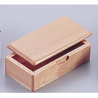 【まとめ買い10個セット品】木製 蓋付楊枝入15232(ナチュラル)【 キッチン小物 楊枝入れ 】 【ECJ】