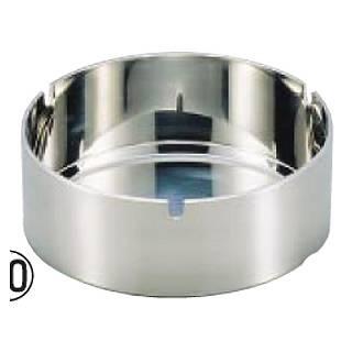 【まとめ買い10個セット品】『 灰皿 アッシュトレイ 』SA18-8ファニー灰皿