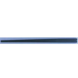 ニューエコレン中華箸 ノーマル 23cm ブラック[50膳入]