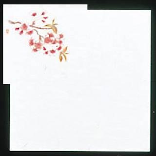 【まとめ買い10個セット品】遠赤抗菌和紙 花ごよみ懐敷(200枚入) 桜 W4-3 【ECJ】