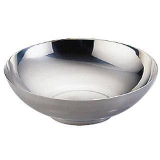 【まとめ買い10個セット品】18-10冷麺容器 SL-03 3号