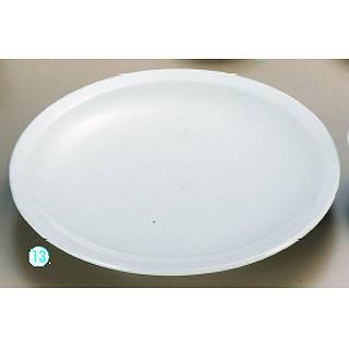 【まとめ買い10個セット品】メラミン「青磁」 高台皿 CS-36 [1尺1寸] 【 メラミン 食器 メラミン食器 皿 給食 介護 養護 施設 食堂 中華用食器 】