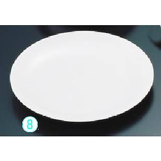 メラミン 平皿[メタ型] No.29 [10インチ] 白