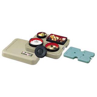【まとめ買い10個セット品】象印 配食保温容器 まごころ便 DA-SN10 アサミドリ[弁当箱関連品]
