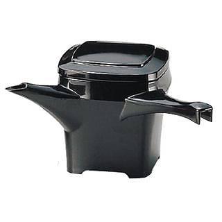 【まとめ買い10個セット品】角湯筒 黒 48011020 【 メーカー直送/代金引換決済不可 】 【 食器 湯筒 】