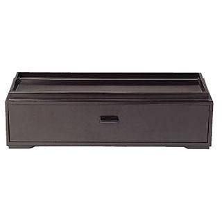 【まとめ買い10個セット品】カスター & 箸箱チーク 86012350 【 キッチン小物 箸箱 】
