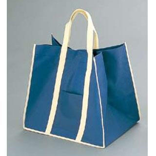 【まとめ買い10個セット品】【 ファインビュー 不織布バッグ[10枚入] 中 ネイビー 】