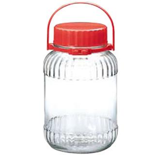 【まとめ買い10個セット品】ガラス 果実酒びん -71804 5号 【 シール容器 食品ボトル 保存容器 】