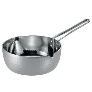 【まとめ買い10個セット品】『 雪平鍋 』TKG共柄厚板 アルミ雪平鍋 24cm