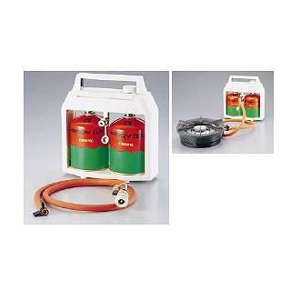 『 カセットコンロ 』簡易ガス供給器