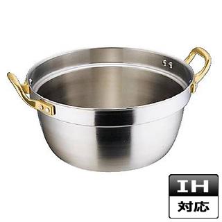 『 円付鍋 IH IH対応 』エコクリーン スーパーデンジ 円付鍋 36cm IH対応IH鍋