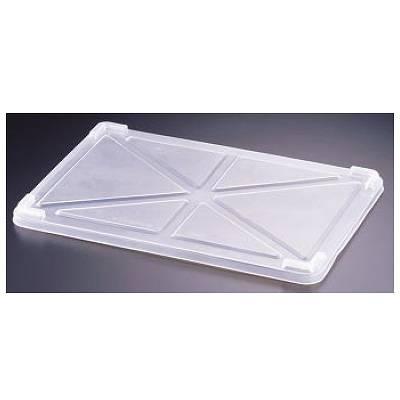 【まとめ買い10個セット品】サンコー PP番重用 半透明蓋 番重用