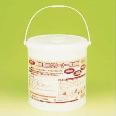 【まとめ買い10個セット品】重曹電解クリーナー 業務用[300枚入] 【 洗浄剤 】