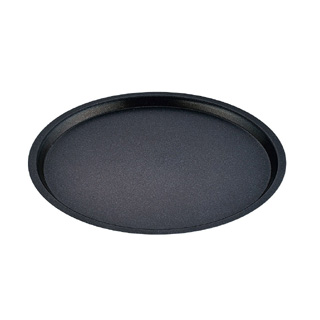 【まとめ買い10個セット品】【 ピザパン 】【ピザパン 24cm】業務用 18-8 ムラノ テフロン ピザパン 24cm