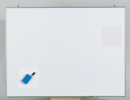 【まとめ買い10個セット品】軽量ホワイトボード NVシリーズ 無地 (スチールホワイト製) CNV34 1枚 馬印 【メーカー直送/代金引換決済不可】【 オフィス家具 ホワイトボード 掲示板 ホワイトボード 】【ECJ】