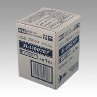 【まとめ買い10個セット品】ビーポップ消耗品 SL-L100フロア 1巻 マックス【 オフィス機器 ラベルライター ビーポップシート 】【ECJ】