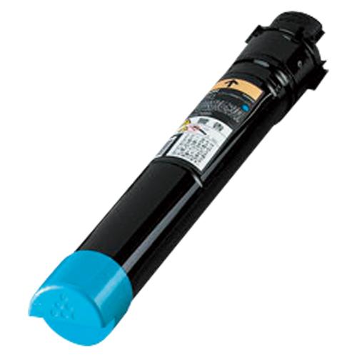 【まとめ買い10個セット品】 カラーレーザートナー LPC3T15CV シアン(環境推進トナー) 【ECJ】