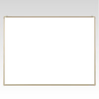 【まとめ買い10個セット品】ホワイトボード壁掛 50mm方眼暗線入(リバーホーロー製・アルミ枠) CR-WB36R 1枚 クラウン 【メーカー直送/代金引換決済不可】【ECJ】