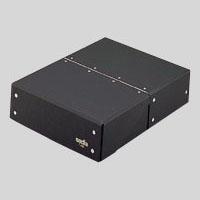 【まとめ買い10個セット品】ボックス<図面函> T-280-60 黒 1個 セキセイ【 事務用品 デザイン用品 画材 図面箱 】【ECJ】