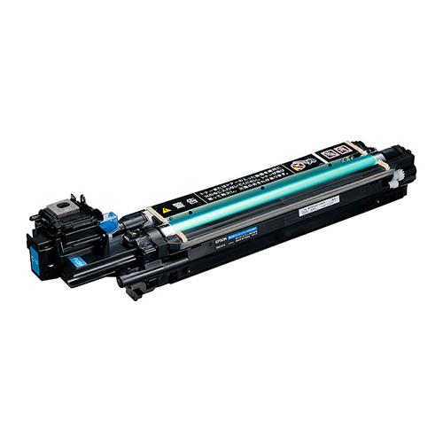【まとめ買い10個セット品】 カラーレーザートナー LPC4K9C 感光体ユニット(シアン) 【ECJ】