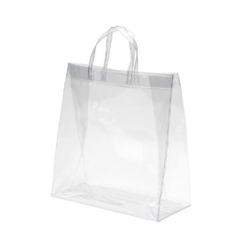 【まとめ買い10個セット品】透明バッグ 006464030 10枚 シモジマ【ECJ】