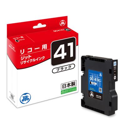 【まとめ買い10個セット品】インクジェットカートリッジ JIT-R41B 1個 ジット【ECJ】