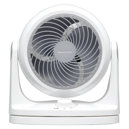 【まとめ買い10個セット品】サーキュレーター(首振りタイプ) PCF-HD18-W ホワイト 1台 アイリスオーヤマ 【メーカー直送/代金引換決済不可】【ECJ】