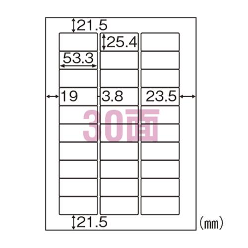 【まとめ買い10個セット品】エコノミーラベル A4判 100枚入 ELM032 100枚 ヒサゴ【ECJ】