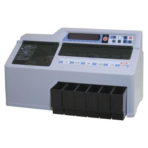 【まとめ買い10個セット品】 硬貨選別計数機 勘太 DCV-10 【ECJ】