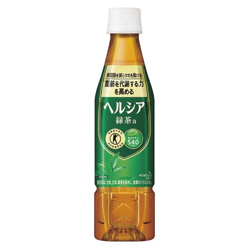 【まとめ買い10個セット品】ヘルシア緑茶 ヘルシア緑茶 350mlスリムボトル 24本 花王 【メーカー直送/代金引換決済不可】【ECJ】