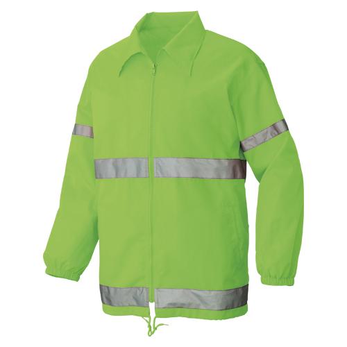 【まとめ買い10個セット品】裏メッシュジャケット L 50201-015L グリーン 1枚 カンセン【ECJ】