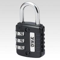 【まとめ買い10個セット品】 YKC フリーダイヤル錠 120-31-B ブラック 【ECJ】